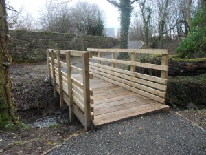 NEW FOOTPATH NEWDALE DINGLE 3