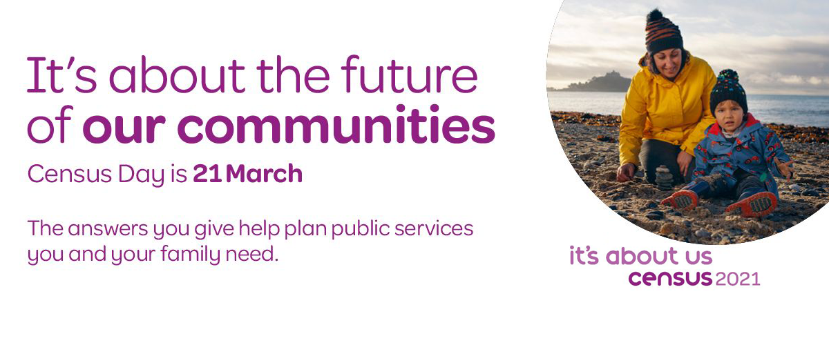 Census 2021 - It's about the future of our communities