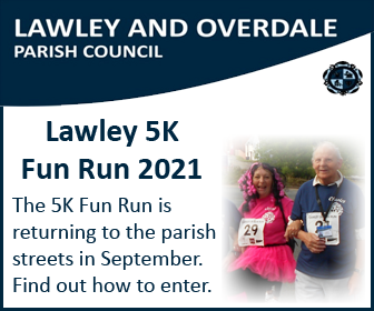 Lawley 5K Fun Run 2021 - The 5K Fun Run is returning to the parish streets in September. Find out how to enter.