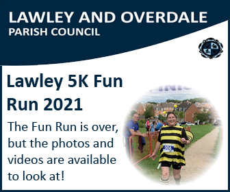 Lawley 5K Fun Run 2021 - The Fun Run is over, but the photos and videos are available to look at!