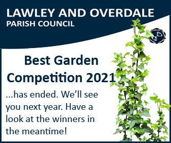 Lawley and Overdale Parish Council - Best Garden Competition 2021 has ended. Take a look at the winners!
